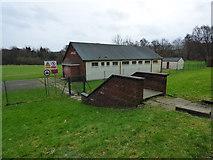 NS4762 : Moredun Pavilion by Thomas Nugent