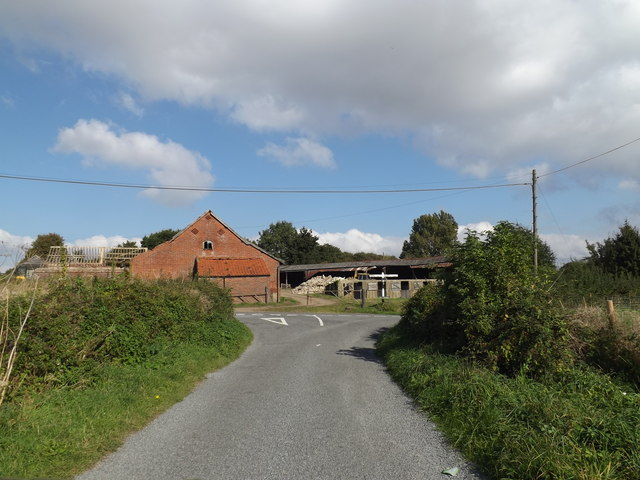 Bridge Road, Aslacton