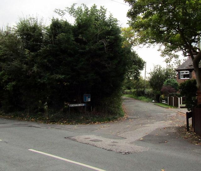 Batherton Lane, Nantwich