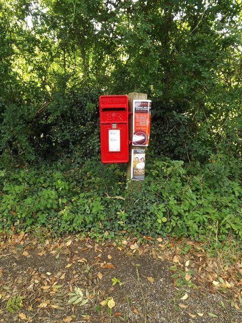 Low Common Postbox
