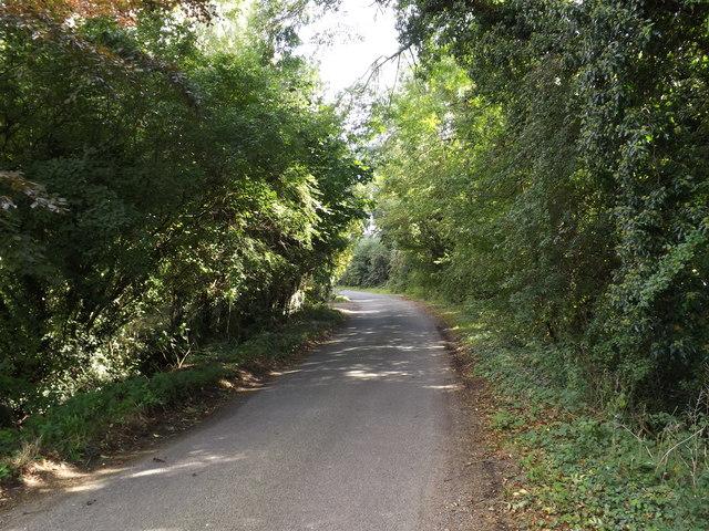 Low Common Road, Aslacton