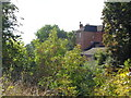 SO9054 : The Old Rectory, Bredicot from across the railway by Jeff Gogarty