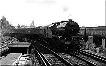 TQ2775 : Princess Elizabeth at Clapham Junction by Robert Eva