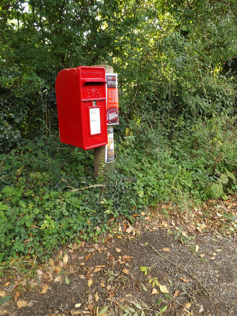 Low Common Postbox