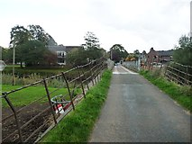 NY6820 : Holme Bridge, Appleby-in-Westmorland [2] by Christine Johnstone