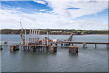 SM8804 : Jetty and pipelines by David P Howard