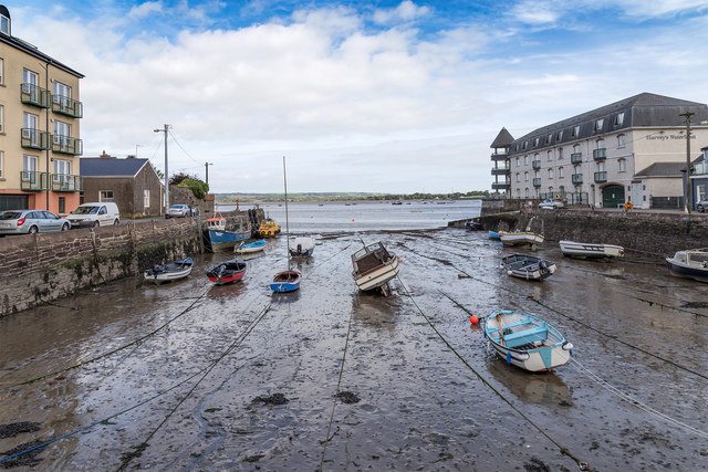 Old Harbour, Youghal