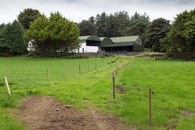 Farm buildings, Aghabullogue