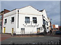 SJ3350 : The Waiting Room, Hill Street, Wrexham by Jaggery