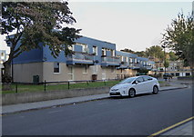 TQ2976 : Housing on the Westbury Estate in Lambeth by Rod Allday