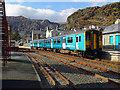SH7045 : Blaenau sojourn by John Lucas