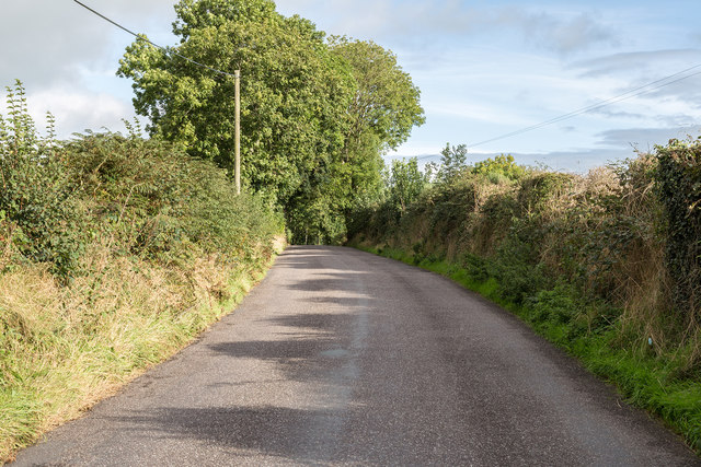 Lane from Aghabullogue