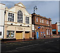 SJ3350 : Central Station Nightclub, Wrexham by Jaggery