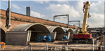 SJ8297 : Ordsall Chord by Peter McDermott