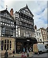 SJ4066 : Chester: 35 and 37 Eastgate Street by Jonathan Hutchins