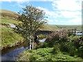 SN9071 : The old bridge over the River Elan at Pont Ar Elan by Derek Voller