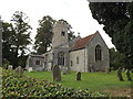 TM1591 : St.Michael's Church, Aslacton by Adrian Cable