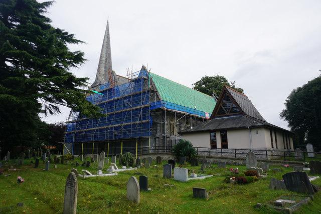 Church of the Holy Saviour, Bitterne