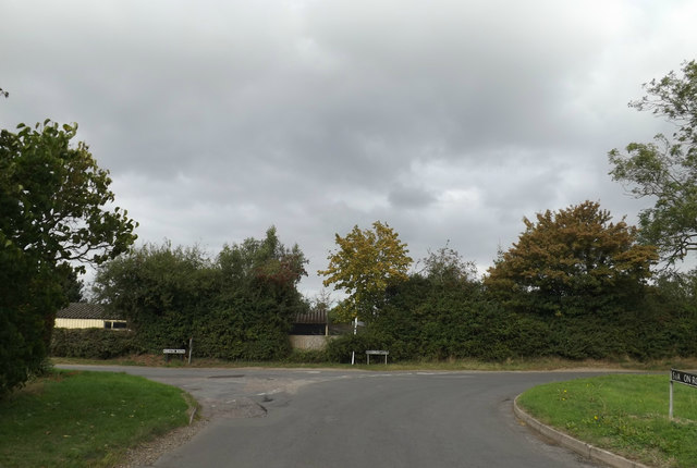 Station Road, Great Moulton