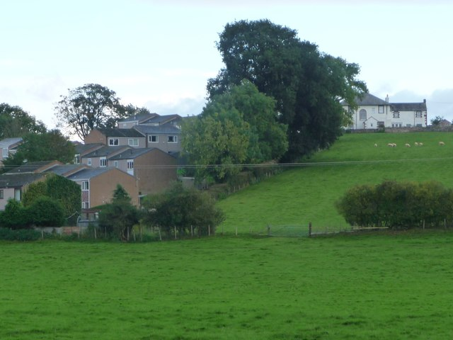 Houses in Scattergate Crescent, Appleby