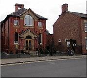 SJ6552 : Nantwich Methodist Church, Nantwich by Jaggery