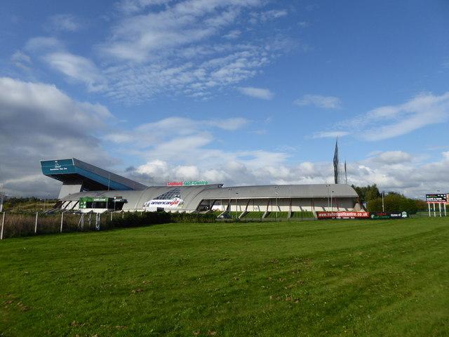 Trafford Golf Centre and Chill Factore