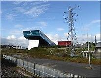 SJ7696 : Trafford: Chill Factore by Jonathan Hutchins
