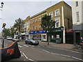 TQ1767 : Victoria Road, Surbiton by Hugh Venables