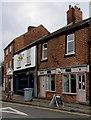 SJ6552 : 1828 in Hospital Street, Nantwich by Jaggery
