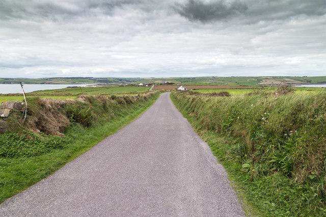 Minor lane, Old Head of Kinsale