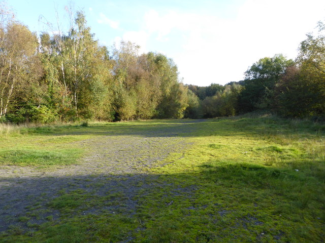 Open space near Apedale Country Park
