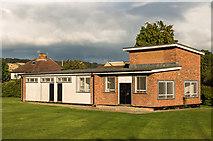 TQ1649 : Pavilion by Ian Capper