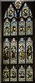 SO8318 : Window N.X, Gloucester Cathedral by Julian P Guffogg