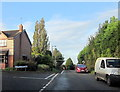 SP0362 : Church Road Astwood Bank by Roy Hughes