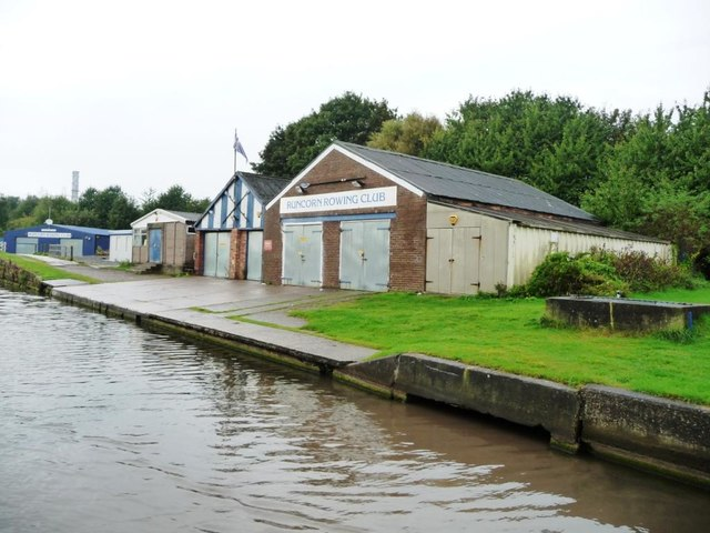Runcorn Rowing Club, Weaver Navigation