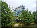 SJ5179 : INEOS Runcorn, from the Weaver Navigation [3] by Christine Johnstone