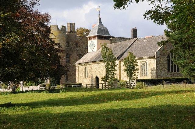 St Michael's church, Croft