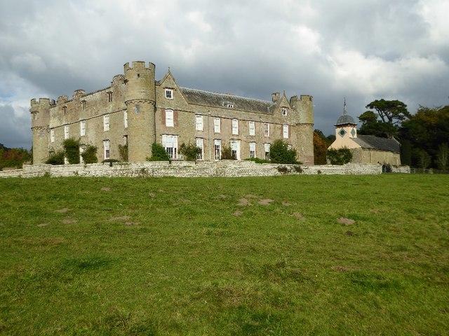 Croft Castle and St Michael's church