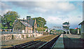NY7063 : Haltwhistle station, 1981 by Walter Dendy, deceased