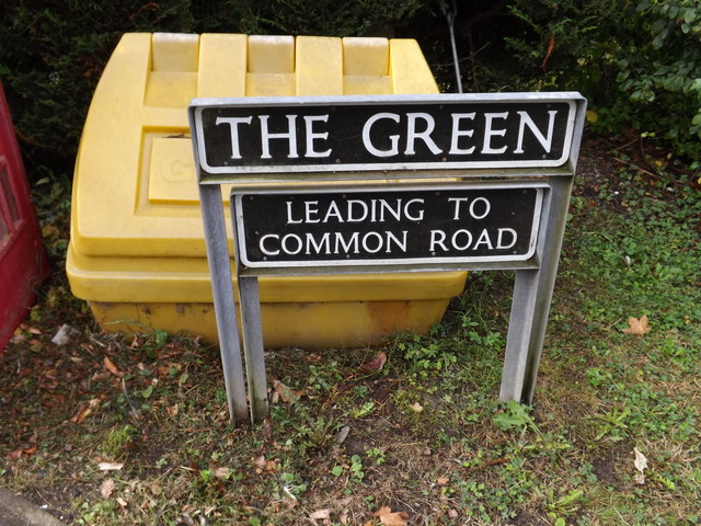 The Green sign