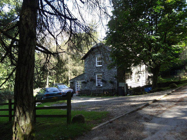 Cottage in the Woods near Elterwater