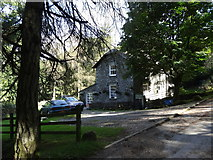 NY3204 : Cottage in the Woods near Elterwater by Les Hull