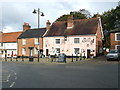 TM4290 : The  Bear & Bells, Beccles by JThomas