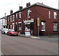 SJ8989 : Shaw Road Chippy, Stockport by Jaggery