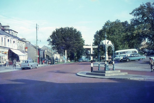Middleton-in-Teesdale in 1966