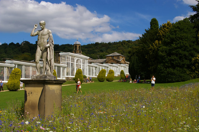 Greenhouses, Chatsworth