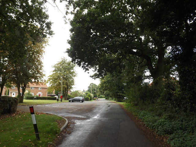 School Road, Tivetshall St.Margaret