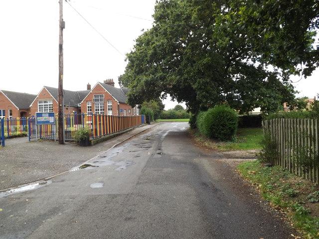 School Road, Tivetshall St.Margaret