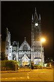 NJ9205 : Rubislaw Church, Queen's Cross, Aberdeen by Mike Pennington