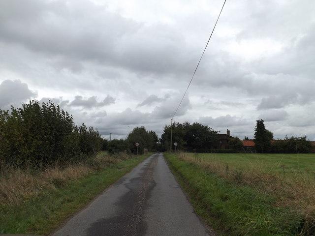 Stony Road, Tivetshall St Margaret